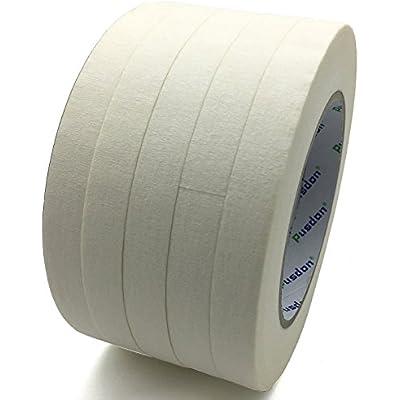 pusdon-masking-tape-white-5-rolls