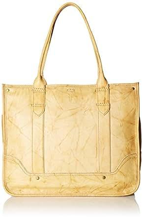 FRYE Campus Shopper Tote Handbag,Banana,One Size