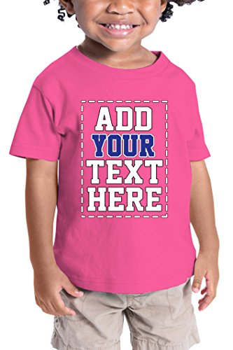 Custom Shirts for Toddlers - Design Your OWN Kids Shirt - Personalized Outfits for Babies Hot -
