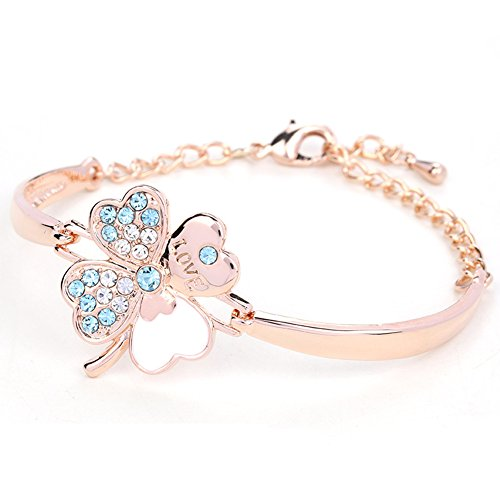 [Truelove.Ever Women Euroupe and America Fashion Cyrstal Bracelets