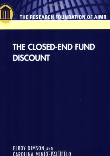 The Closed-End Fund Discount