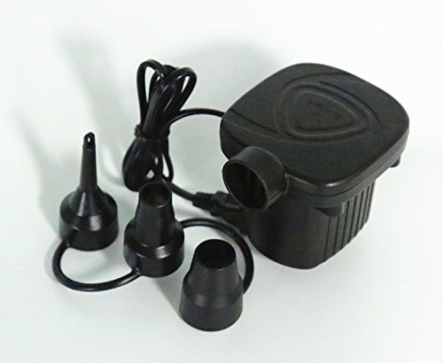 Electric Air Pump Deflate For Toys Air Bed Compression Bag Mattress Inflate