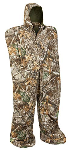 Arctic Shield Camo - ArcticShield Body Insulator, Realtree Edge, Large