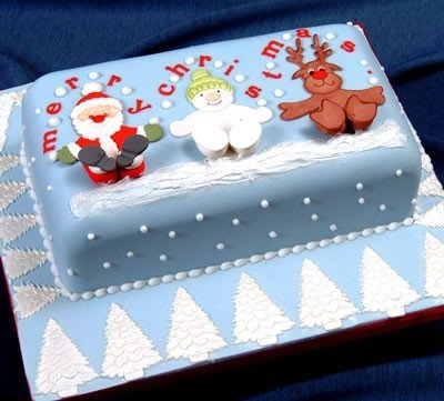 Patchwork Cutters - Christmas Novelty Set by Patchwork Cutters