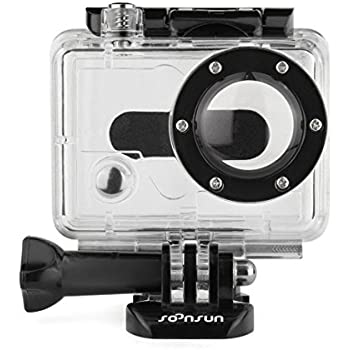 Amazon.com : Replacement Waterproof HD Housing Case for ...