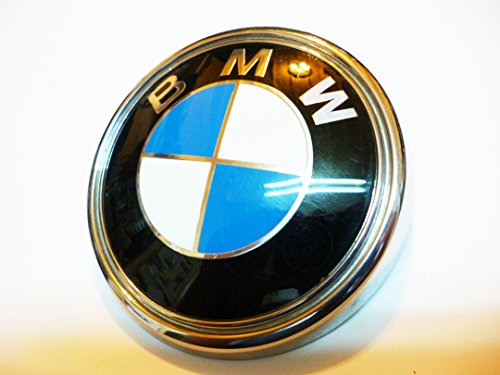 Rear Emblems Roundel - Genuine BMW Logo Roundel Rear Hatch Boot Trunk Badge Emblem E83 X3 51143401005