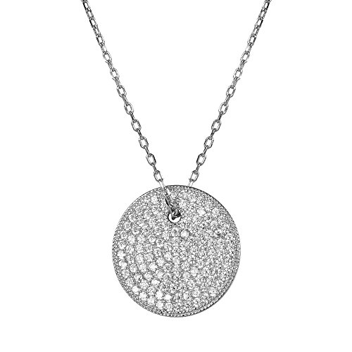 BIJOUX BOBBI Gift Packaging Grand Twirl 925 Sterling Silver Premium Necklaces - Silver - S1520X