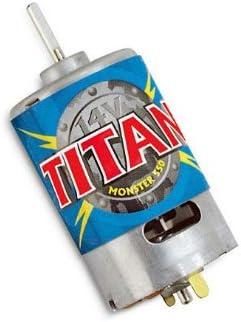 Traxxas 3975R Reverse Rotation Titan 550 Brushed Motor 21-turn 14V