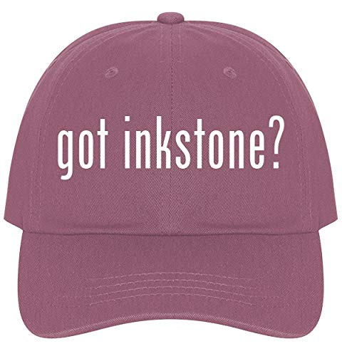 The Town Butler got Inkstone? - A Nice Comfortable Adjustable Dad Hat Cap, Pink