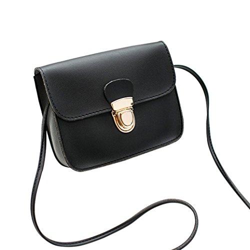 Black Clutch PU Bag Mini Soft Women Lavany Handbags Shoulder Leather Crossbody Bag Bags Tfxv7aq