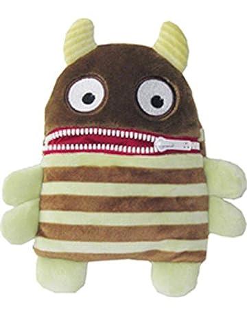 Devir-42314 SORGENFRESSER Mini RUMPEL, Color marrón, Amarillo (SG42314)