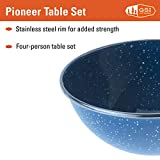 GSI Outdoors Pioneer Table Set with Classic Design