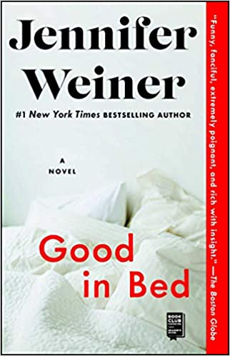 Bed good book in