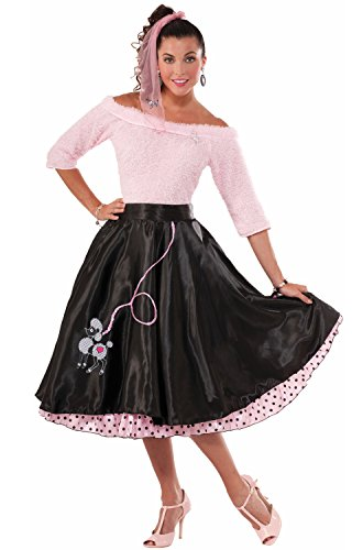 Forum Novelties Women's 50's Poodle Skirt