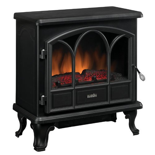 Electric Fireplace with Heater & Thermostat Control: Amazon.com