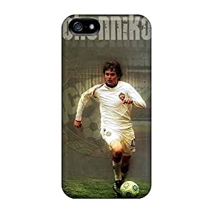 NGSsbOf2780ucaxq AntonioKennedy George Shennikov Cska Defender With Ball Durable Iphone 5/5s Tpu Flexible Soft Case
