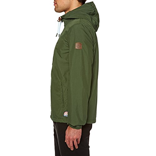 Alder Element M Green Rifle Poplin fdgxdqSU