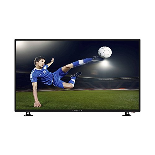 Proscan PLDED5069B 1080p 50 LED TV, Black (Certified Refurbished)