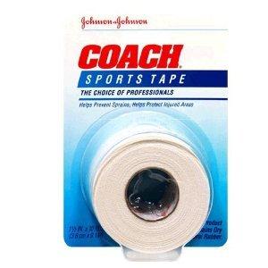 Johnson & Johnson Sports Tape (Pack of 5) by Johnson & Johnson