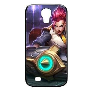 Vi-005 League of Legends LoL case cover Iphone 5C - Plastic Black Kimberly Kurzendoerfer