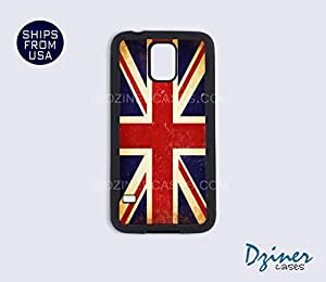 Galaxy Note 2 Case - VIntage UK Flag