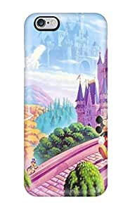 DiyPhoneDiy Disney Series Case For Iphone 4/4S Cover , The Little Mermaid For Iphone 4/4S Cover Case, Only Fit For Iphone 4/4S Cover (Black Frosted Shell)