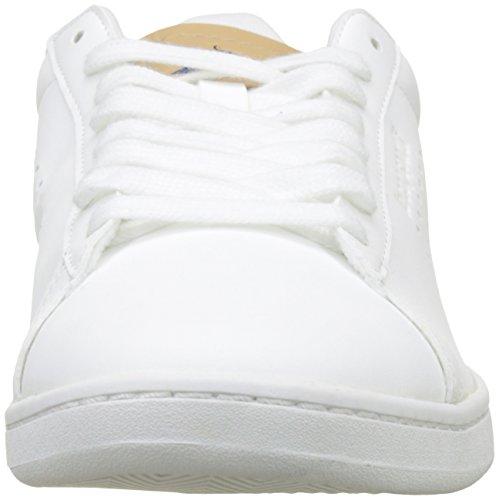croissant Blanco Hombre Optical Le White Sport optical croissant Coq Blanc Zapatillas Sportif Para Courtset White RwvRZOq