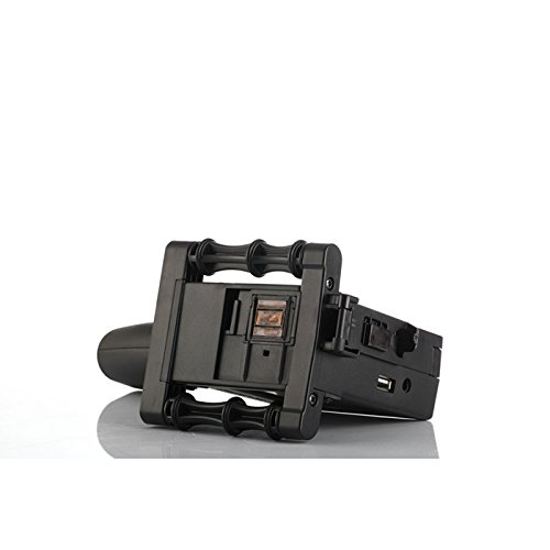 YEGOOD Handheld Portable Printer Portable Intelligent High Definition  Handheld Inkjet Printer Gun Handheld Smart Date Coder Inkjet Printer LED  Screen