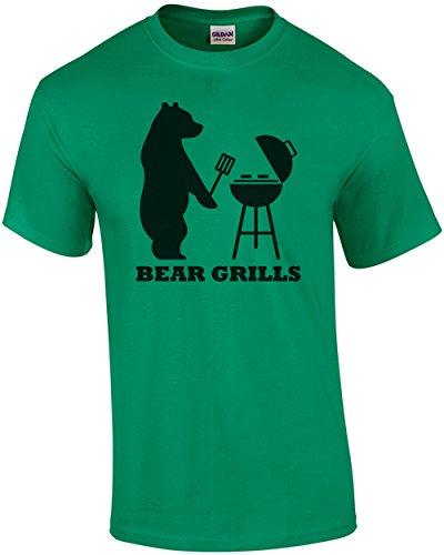 bear grills t shirt - 3