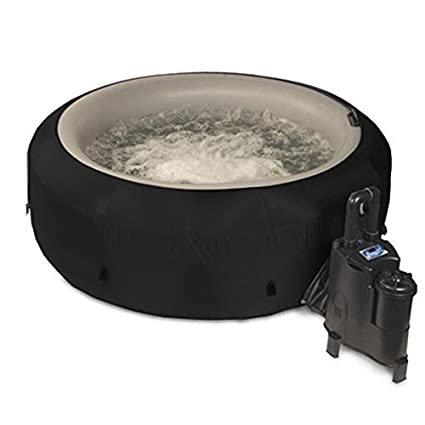 Ordinaire Comfort Line Products STG 1BLK110V EZ Spa 2 Go 4 Person Inflatable Spa