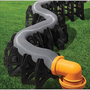 Level-Trek LT80080 20' Sewer Hose Support