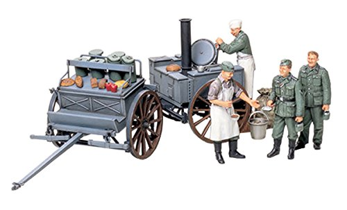 Tamiya Models Feldkueche German Field Kitchen ()