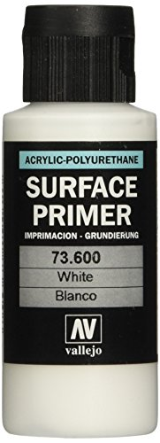 White Primer Acrylic Polyurethane, 60ml