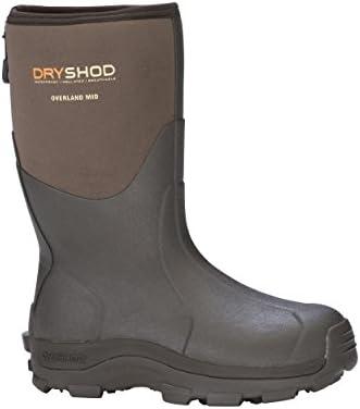 Dryshod Men s Overland Mid 12 Sport Boot OVR-MM-KH