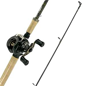 zebco code fishing rod and reel combo