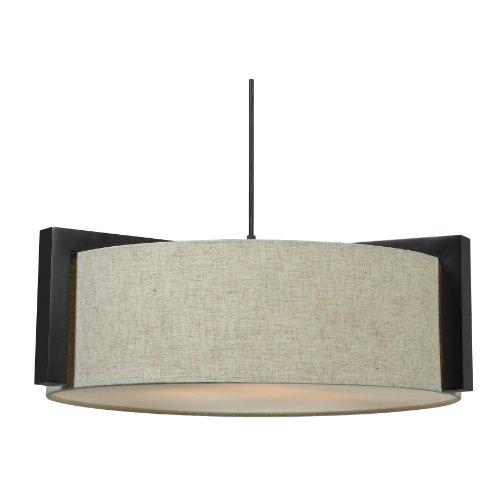 Kenroy Home 91593MBR Teton 3-Light Penda - Madera 3 Light Pendant Shopping Results