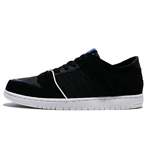 Nike Sb Zoom Dunk Low Pro Qs 'Soulland' - 918288-041 - Size 11 Black, Game Royal-White