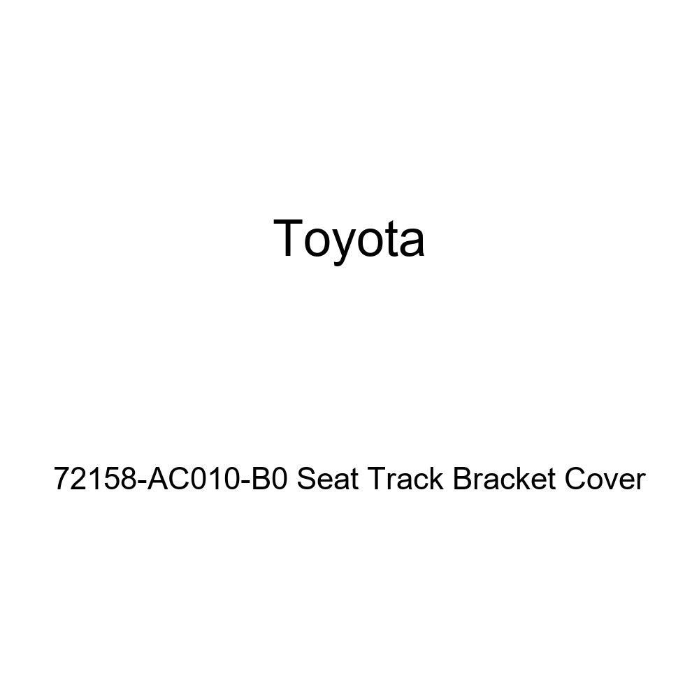 Toyota 72158-AC010-B0 Seat Track Bracket Cover