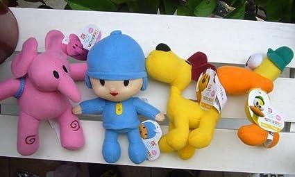 Amazon.com: Marca nuevo Preschool Jugar Pocoyo & Friends ...
