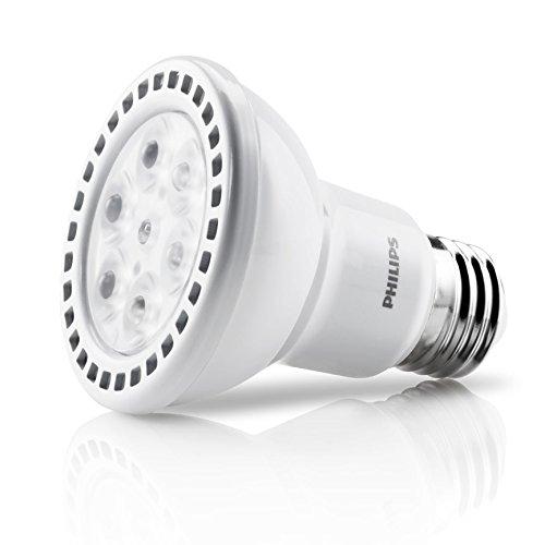 Philips Dimmable 6W 4000K 35° PAR20 LED Bulb