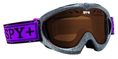 Spy Optic Targa Mini Snow Goggles, Pom Pom Frame, Bronze Lens by Spy
