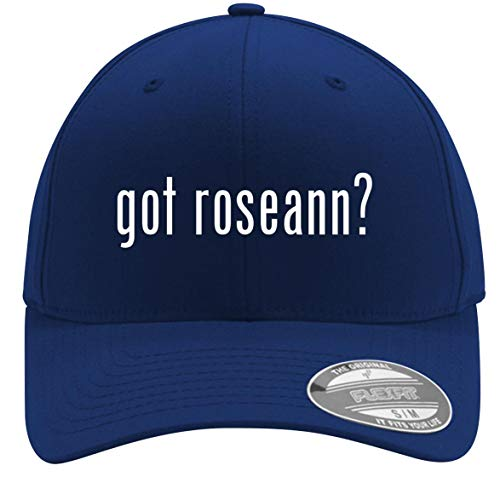 got Roseann? - Adult Men's Flexfit Baseball Hat Cap, Blue, Large/X-Large ()