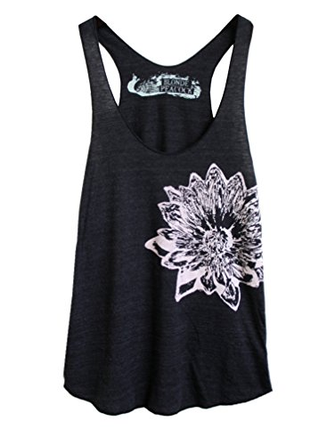 Flowers Womens Tank Top - 2