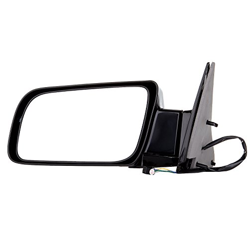 2006 Chevrolet C2500 Mirror - SCITOO for Chevy Towing Mirrors Driver Side for 1988-1998 Chevrolet GMC Pickup Truck 1992-1994 Chevrolet Blazer GMC Jimmy 1995-1998 Chevrolet Tahoe MC Yukon with Power Control 15764757 15764758
