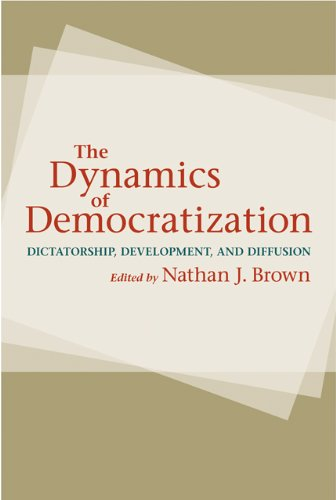 The Dynamics of Democratization: Dictatorship, Development, and Diffusion