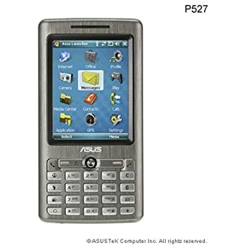 ASU.S. P527 Unlocked Phone GPS, WiFi, 2 MP, Windows Mobile--U.S. Version with Warranty