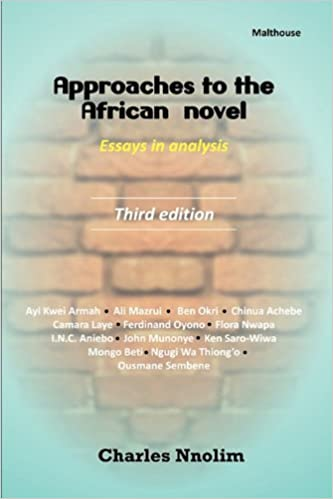 Amazoncom Approaches To The African Novel Essays In Analysis  Amazoncom Approaches To The African Novel Essays In Analysis   Charles E Nnolim Books Examples Of Proposal Essays also Research Papers Examples Essays Buy Essays Papers