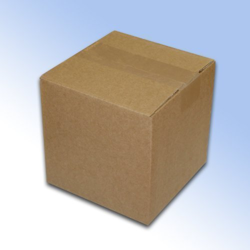 10 Royal Mail Small Parcel postal mailing boxes maximum size of 160x160x160mm All-Pack Solutions