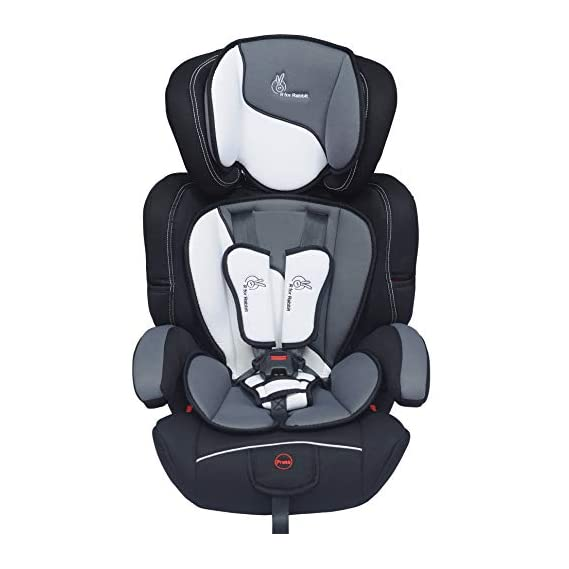 R for Rabbit Jumping Jack Grand Convertible Baby Car Seat of 0 to 12 Years Age Innovative ECE R44/04 Safety Certified