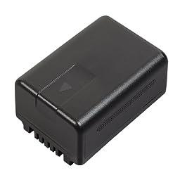 Panasonic VW-VBT190 Lithium-Ion Battery Pack (Black)